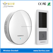 Forrinx D1 Self Powered 300m Range In Open Air CE ROHS Approved Smart Home Doorbell