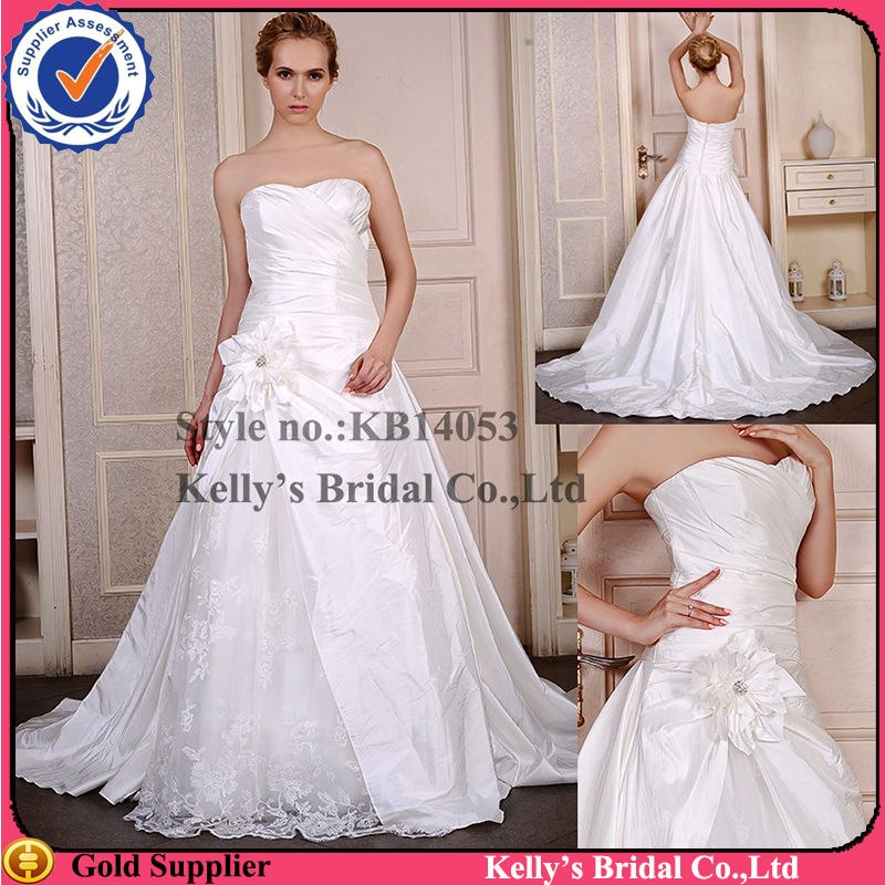New Hot Sales Price Irish Lace Black White Red Wedding Gown - Buy ...