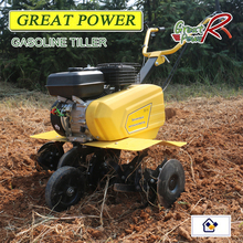 Gasoline Tiller GHA65R Farm Machinery Tiller Cultivator Modern Agricultural Equipments