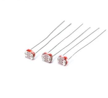5528 5537 Light Dependent Resistor Ldr 5mm 12mm Photoresistor ...