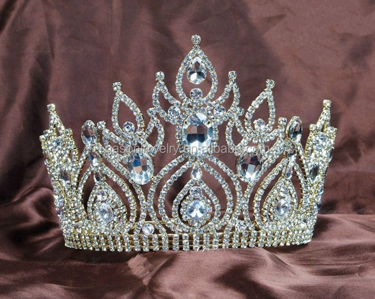 miss world crown and tiara
