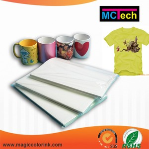 Inkjet transfer paper for polyester fabric,inkjet water transfer paper