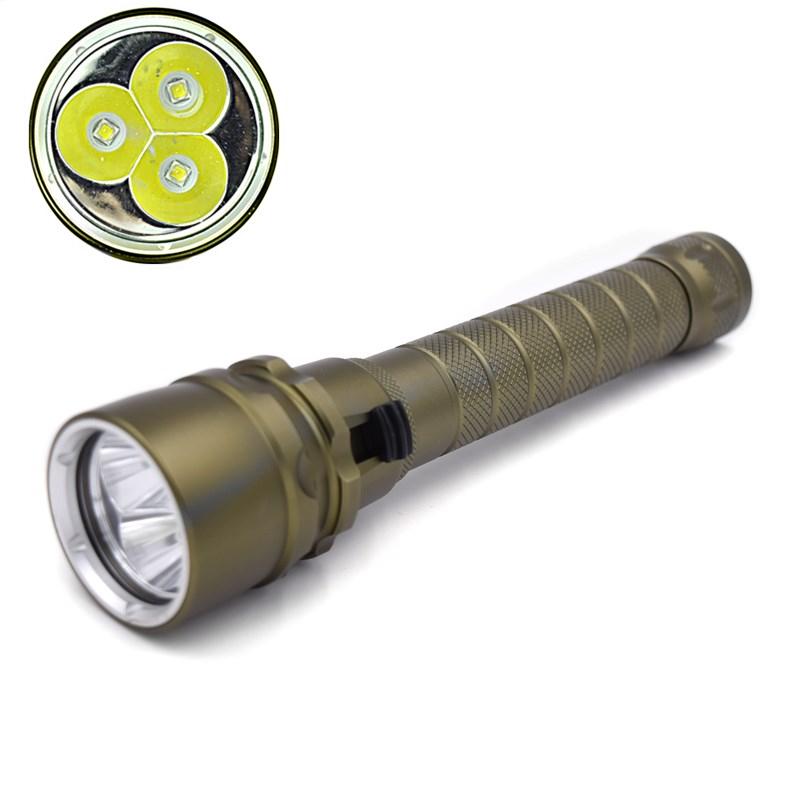 vita 80m dive stepless dimming led flashlights 5000 lumen 3x xm l2 led scuba diving flashlight. Black Bedroom Furniture Sets. Home Design Ideas
