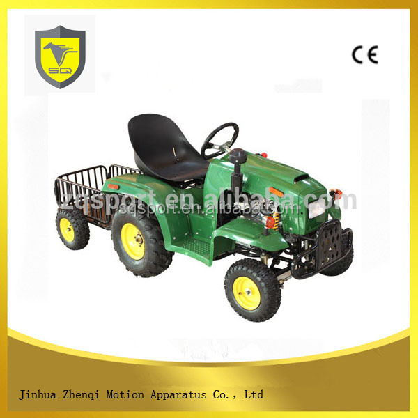 High quality 110cc mini tractor for kids