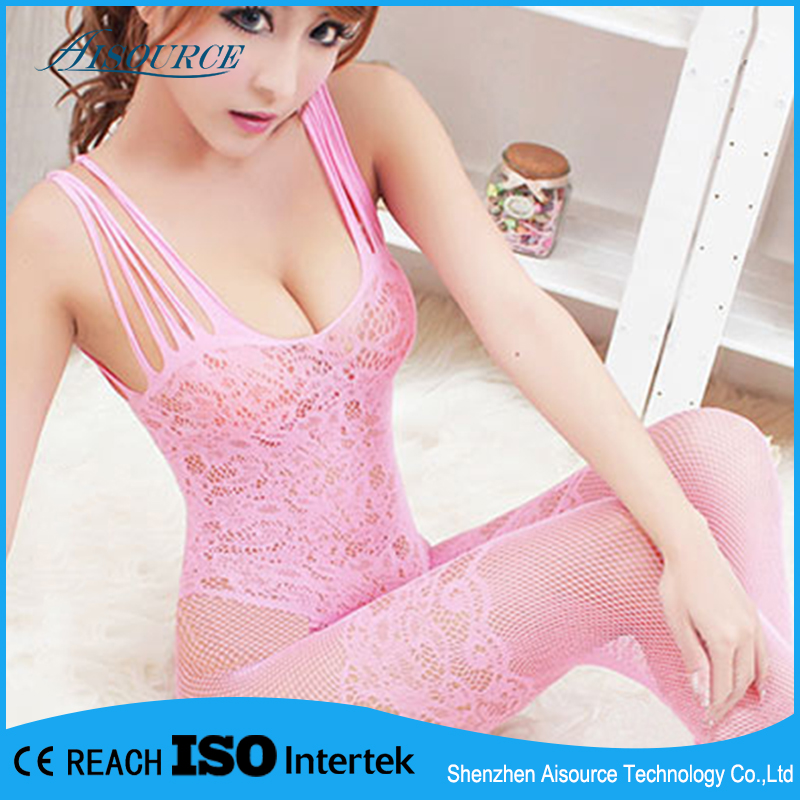 sheznhen low price Wholesale sexy lingerie showing nipples for ladies