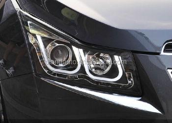 Hot Dland Chevrolet Cruze Car Led Angel Eye Led Headlamp V5 Type U