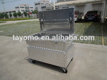 Aluminum Jobsite Tool Box