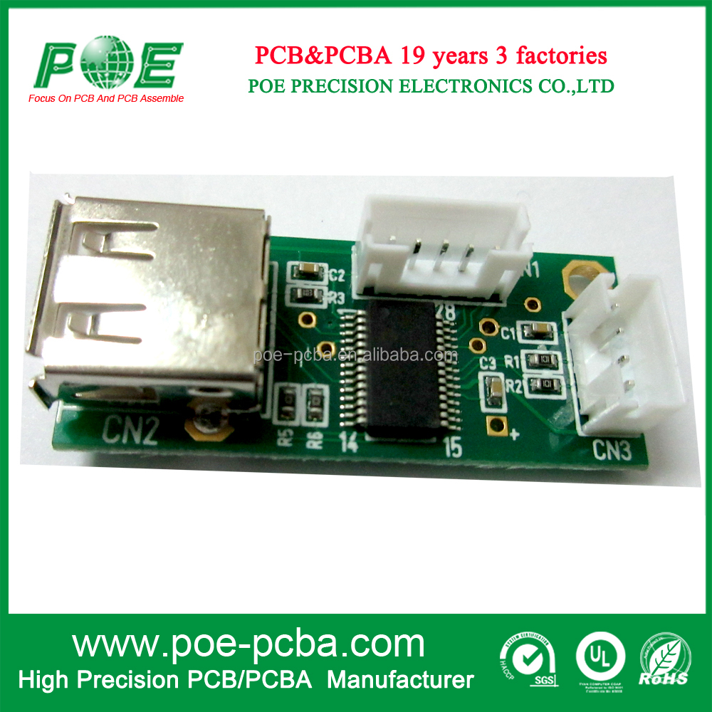 Double Sided PCBA China PCB Assembly