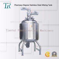 Mixing Tank/Liquid Blending Machine/Liquid Mixing Equipment Pharmaceutical Manufacturing Equipment
