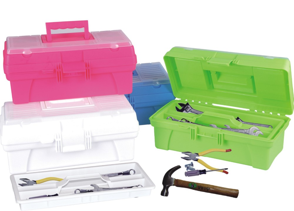Poplular plastic tool box supplier
