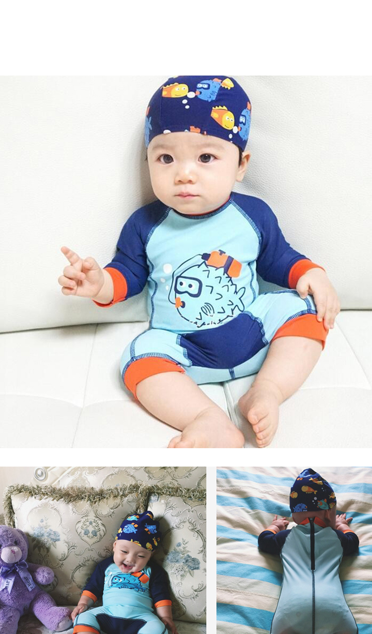 9e873f8f69 Cheap boys swimwear one piece, Buy Quality swimwear swimming directly from  China clothes girls Suppliers: USEEMALL Baby Boy Girl Swimwear One Piece  Swimming ...