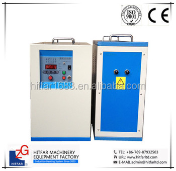 45kw IGBT Medium Frequency Induction Heating Power Machine