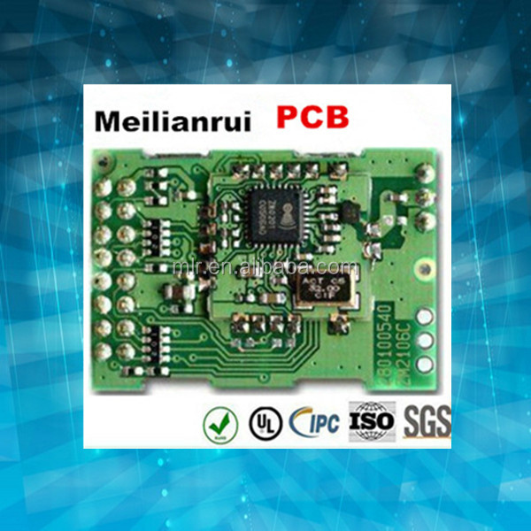 PCBA manufacturer for Bluetooth weighing scale pcb SMT printed circuit board