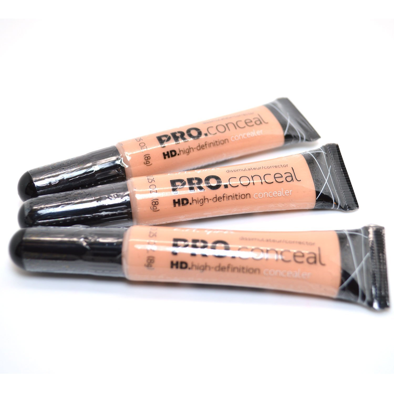 Cheap Pro Concealer Hd Find Deals On Line At La Girl Get Quotations 3 X Gc972 Natural High Definition Liquid Free