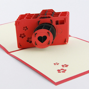 Hot sell professional valentines day confession handmade 3d 180 hot sell professional valentines day confession handmade 3d 180 degree camera greeting card m4hsunfo