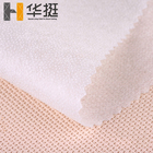 100% Polyester 47 grams 3866 clothing double side adhesive interlining for garment