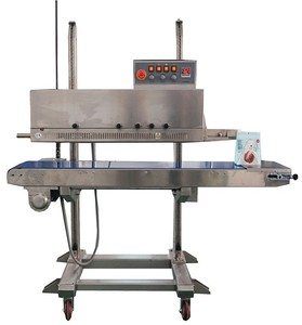 Automatic continuous vertical rice/chips /nuts bag sealing machine