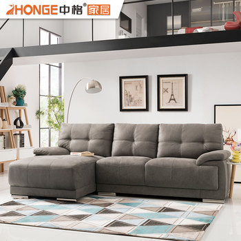Small Size L Shaped 3 Seater Contemporary Fabric Corner Sofa Living Room  Furniture Sofa Set Modern Sofa - Buy Living Room Furniture Sofa Set,Fabric  ...