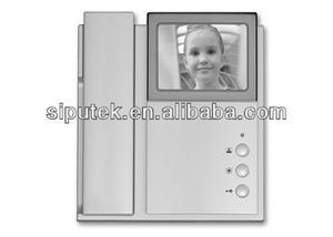 HOT sale 4-wire commax intercoms/door intercom system/video door phone SIPO-832