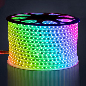 Full Spectrum 72 LED/M SMD 5050 220V 110V LED strip/LED Christmas Light Tape