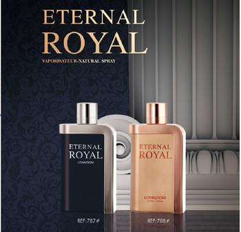 Best Selling 100ml Eau De Parfum Royal Men