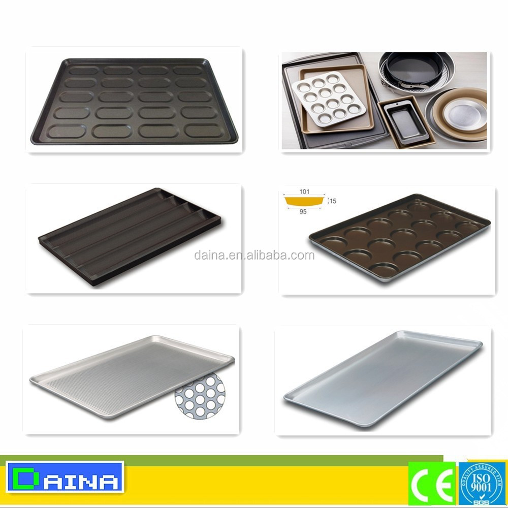 Alibaba Honesty supplier Ten years production experience cake pans/ flat baking tray