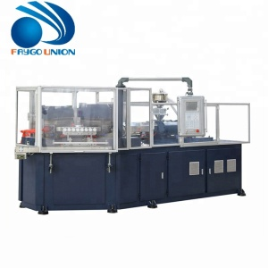 jinde mini small electrical appliances fully automatic high quality plastic injection blow molding machine for plastic products