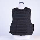 High quality Black Military Police Security Tactical Vest