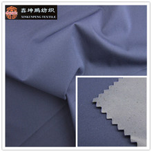 50D High stretch 100%polyester PU coated dewspo fabric for jackets