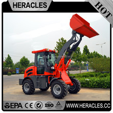 50hp 4wd farm tractor with front loader weifang mini wheel loader for sale