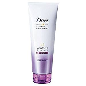 Dove Youthful Vitality Shampoo for Aging Hair 250ml
