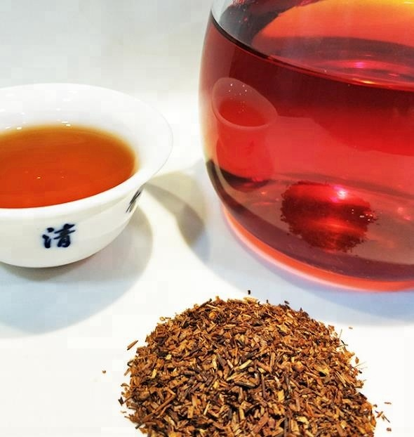 Redbush Rooibos Red Herbal Tea Loose Leaf 1000g - Asplathus Linearis - 4uTea   4uTea.com