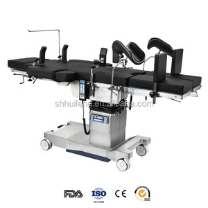 Double Controls Electrical Operating Room Orthopedic Surgery Table