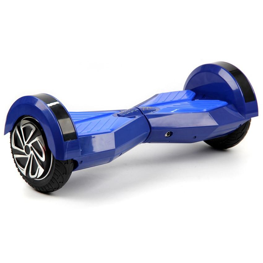 2 wheel self smart balance scooter 8 inch with led light. Black Bedroom Furniture Sets. Home Design Ideas
