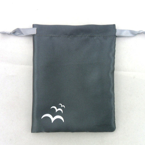 Bag are Perfect Drawstring Silk Jewelry Pouch for Promotional Gift