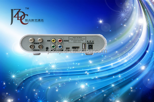 Newly Designed Digital Set Top Box with Various CAS Systems