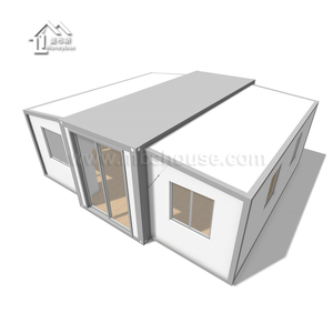 Advanced Technology 20ft 40 ft easy install mobile expandable container house
