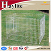 Best selling galvanized 10x10x6 foot classic galvanized steel outdoor dog kennel