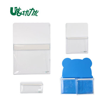 Soft Plastic PVC Pocket Pen Holder for Whiteboard