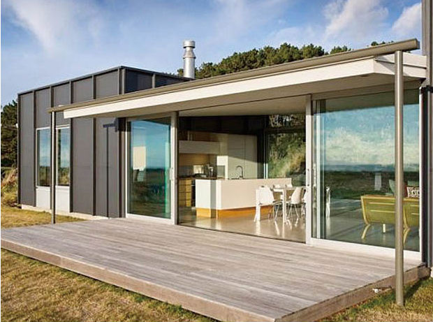 luxus ge ndert container haus fertighaus produkt id 1668335141. Black Bedroom Furniture Sets. Home Design Ideas