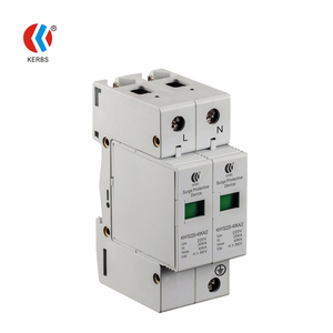 220V 40KA surge protection device/surge protector/AC SPD with remote signal