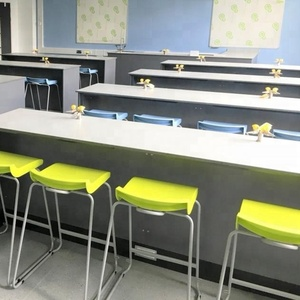 Laboratory furniture/ science lab student bench for school
