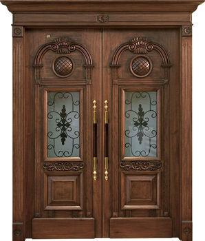 Double Wood Door Design Iron Main Gate Designs Wood Door Double Design Buy Iron Main Gate