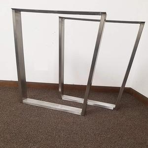 Chinese Wholesale modern stainless steel furniture parts dining table legs