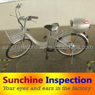 Kinds of Vehicles and transportation pre shipment inspection in Jiangsu Kunshan