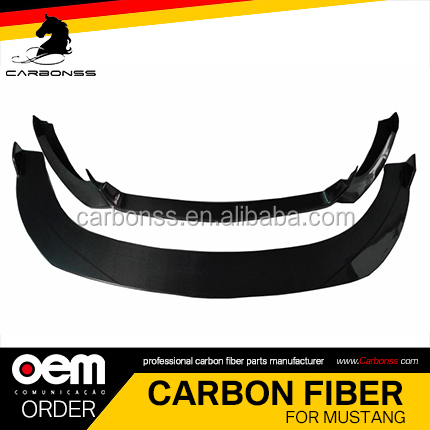 OEM NEW 2013-2014 Ford Mustang GT500 Front Bumper Valence Diffuser Lip Spoiler