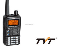 HOTTEST ! TYT TH-UV818 fm radio with store 25 radio stations and Flashlight portable mini radio