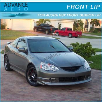 For Acura Rsx Dc A Style Pu Bodykits Lip Body Kit Buy - Acura rsx body kit