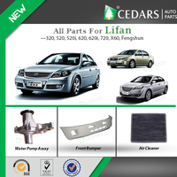 Automotive Replacement Lifan Auto Spare Parts with 12 months warranty