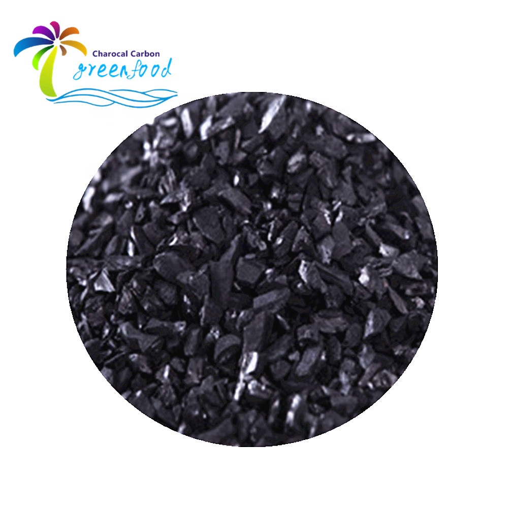 Water Treatment Filter Silver Impregnated Granular Coconut Shell Activated Charcoal/ Carbon Price in kg